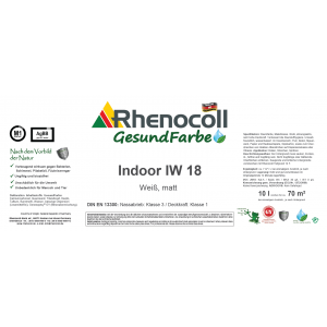 Rhenocoll Indoor IW 18