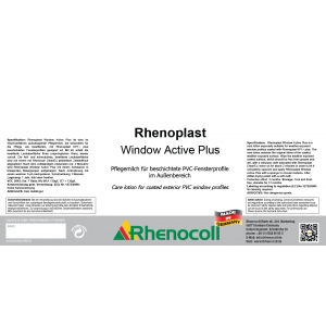 Rhenoplast Window Active Plus