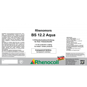 Rhenomors BS 12.2 Aqua